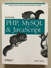 Animal Guide: Learning Php, MySql, and JavaScript : A Step-by-Step Guide to.