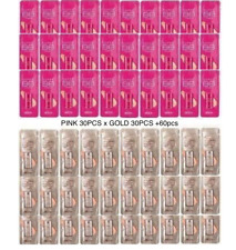 SKIN79 Hot Pink BB Cream x 30pcs & Gold x 30pcs = 60pcs sample SET