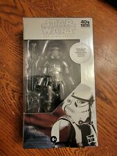 Star Wars Black Series Carbonized Stormtrooper 6-inch, New In Box