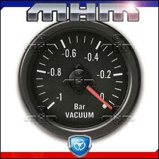MANOMETRE MANO SOUS PRESSION/VACUUM NOIR manomètre