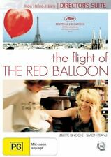 The Flight of the Red Balloon (DVD, 2008, 2-Disc Set) Brand New  Region 4