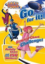 Reward Chart Challenge (LazyTown) Paperback 9781405231381
