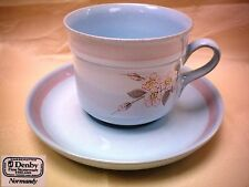 Denby Normandy Tea Cup & Saucer Excellent Condition Several Available