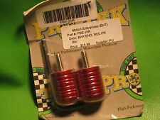 SUZUKI GSX-R600 TL1000S GSX1300 SV1000S GSX-R750 SV650S SOLID BAR ENDS RED