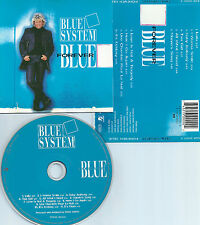 BLUE SYSTEM-FOREVER BLUE-1995-GERMANY-BMG / HANSA 74321 30000 2-CD-MINT-