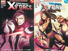 Uncanny X-Force 1+2 (z1), Panini