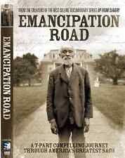 """NEW 2-DVD, """"Emancipation Road"""" (2014) African-American history 7-part Doc. NEW"""
