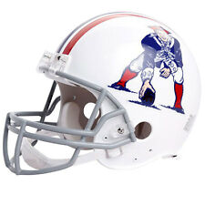 NEW ENGLAND PATRIOTS 65-81 THROWBACK NFL AUTHENTIC FOOTBALL HELMET