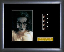 Brandon Lee : The Crow Film Cell memorabilia Numbered Limited Edition