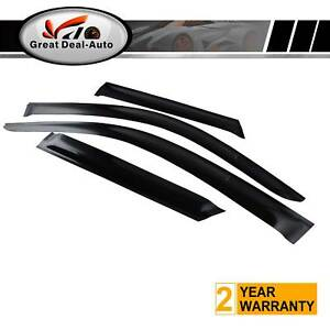 Weathershield For  Ford Territory 2004-2018 SZ SX, SY SUV  Window Visor Guards