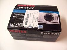 Pentax Optio W60 10.0 MP Digital Camera, WATERPROOF CAMERA with Case