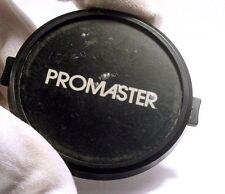 Promaster Front lens cap 58mm vintage Snap on type worldwde