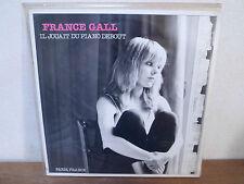 "LP 12"" FRANCE GALL - Paris, France - NM/VG+ - ATLANTIC - 50 707 - FRANCE"