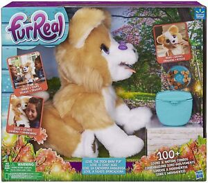 FurReal Lexie Pup Kids Toy Gift 100+ Sound Motion Combos