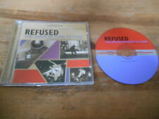 CD Punk Refused - Shape Of Punk To Come (12 Song) BURNING HEART