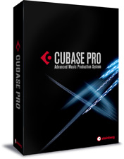 The best program in its class / Steinberg Cubase Pro 10.5 / 90% discount