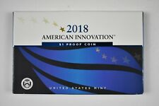 2018 American Innovation $1.00 Proof Coin Set