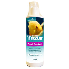 All Pond Solutions Aquarium Rescue Snail Control Fish Tank Water Treatment 100ml