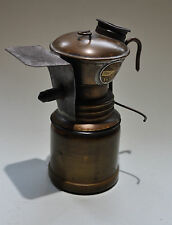 Baldwin Type Carbide miners lamp Sweden