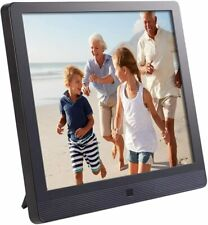 NEW Pix-Star 10 Inch Wi-Fi Digital Picture Frame for iPhone Android Cloud
