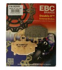 KAWASAKI ZX6R ZX600 P7F/P8F 2007-2008 Paire de EBC HH plaquette frein arrière