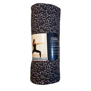 Welcome by Manduka Everyday Sport Towel - Dot Black