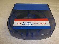 Technicolor Super 8mm Cartridge 1975 Chevy Trucks Deliver on Value