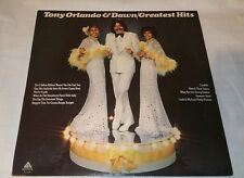 Tony Orlando And Dawn Greatest Hits LP