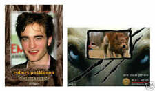 NAT (Nuts About Twilight) All About Edward Series 1 Trading Cards