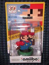 NEW Nintendo amiibo SUPER MARIO 30th Modern BROTHERS BROS Maker JAPAN IMPORT F/S