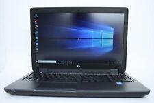 """Laptop HP Zbook 15 G2 15.6"""" i7-4810MQ 8GB 256GB SSD Windows 10 Nvidia K2100M"""