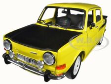 1976 SIMCA 1000 RALLY 2 MAYA YELLOW 1/18 DIECAST CAR MODEL BY NOREV 185708