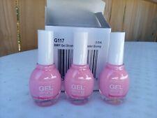 3 Broadway Nails Gel Strong Nail Polish Easter Bunny Pink G117