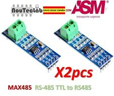 2pcs MAX485 Module RS-485 TTL to RS485 MAX485CSA Converter Module