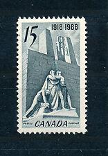 CANADA 1968 50th ANNIVERSARY OF 1918 ARMISTICE SG629  MNH