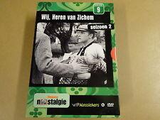 3-DVD BOX / WIJ, HEREN VAN ZICHEM - SEIZOEN 2 ( VRT KLASSIEKERS )