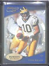 2000 Quantum Leaf Rookie #343 Tom Brady