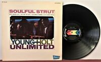 "🎹 "" SOULFUL STRUT "":  The Young-Holt Unlimited:  Brunswick # BL 754144:  VG+ 🎹"