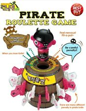 Pirate Roulette Game Big Size Family board game in Running Man-Psy MV game