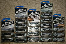 2012 & 2013 HOT WHEELS 'FAST AND FURIOUS' DIECAST CARS LOT OF 20 NEW VHTF