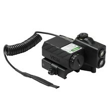 NcSTAR VISM Navigation LED Offset Green Laser Designator Box w/ Pressure Switch