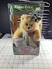 Briarberry Collection Bear New in Damaged Box Mollyberry Vintage Fisher Price