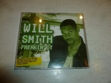 WILL SMITH - Freakin It - 2000 UK 3-track CD single