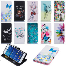 Hot Fashion Flip Stand Hybrid Wallet Leather Case Cover For Samsung Galaxy J3 J5