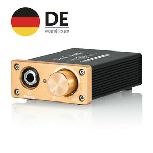 Douk Audio U3 Mini Class A Kopfhörerverstärker Stereo Desk Headphone Amplifier