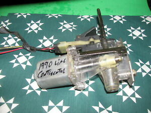 1990 - 1997 OEM Lincoln Town Car TRUNK PULL DOWN MOTOR LATCH ACTUATOR STRIKER