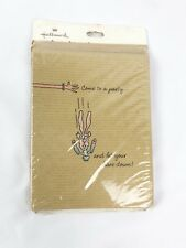Lot of 14 Hallmark Lite Come to a Party Vintage Funny Cards w/ Envelopes