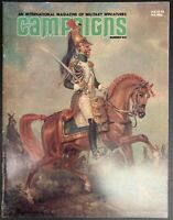 Campaigns: International Magazine of Military Miniatures, Issue 6, Sept/Oct 1976