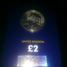 2019 £2 Pound Coin D-Day Landings Bi-metal Commemorative Coin BUNC uncirculated