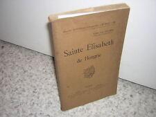 1902.Sainte Elisabeth de Hongrie / Saubin